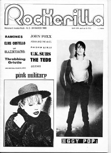 ROCKERILLA marzo 1980